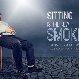 Sitting is the new smoking | Total Cardiac Care by Dr Mahadevan
